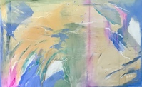 PASTEL ABSTRACT COMMISSION, McDonald Collection, Charleston, SC